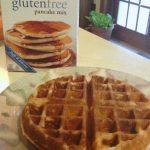 King Arthur Gluten Free Waffles