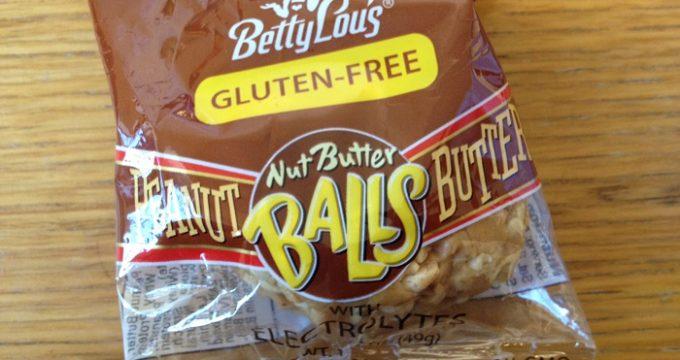 Betty Lou's Peanut Butter Nut Butter Ball