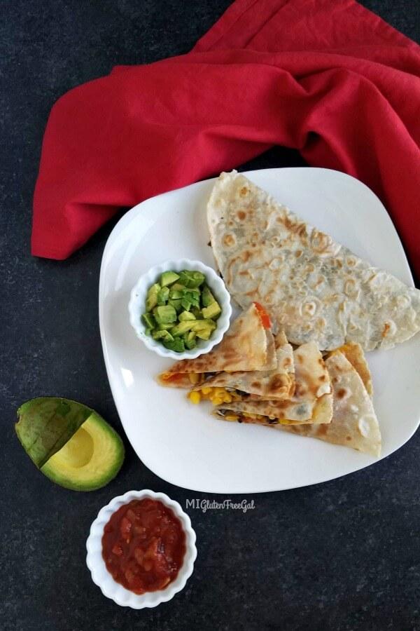Rudi's Gluten Free Tortillas & 400 Calorie Quesadillas ...