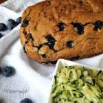 Gluten-Free Blueberry Zucchini Bread