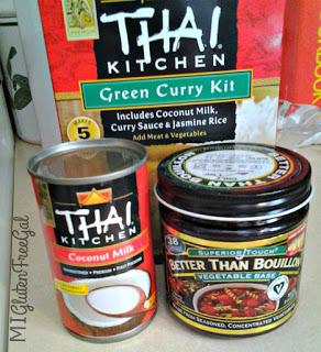 Gluten-Free Thai Chicken Curry