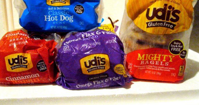 Udi's Prize Pack – A Gluten-Free Gold Mine