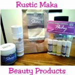 Rustic Maka Organic Beauty Products