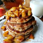 Gluten-Free Apple Pie *Buttermilk* pancakes