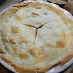 Apple Pie with Chebe Crust, revisited