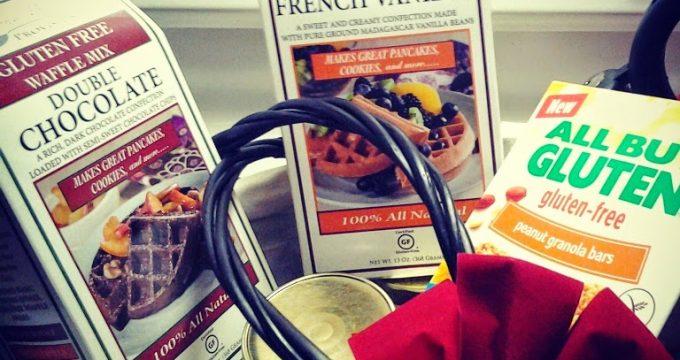 Beyond Basic Provisions Gluten Free Waffle Mixes