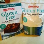 Krusteaz Gluten Free Products at Sam's