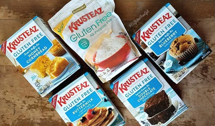 Krusteaz Gluten-Free Products