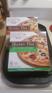 Sonoma Flatbread's Personal Pizzas