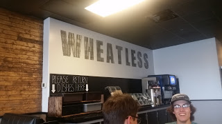 Wheatless Wall at Old Location