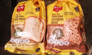 New Schar artisan bread loaves come in White and Multigrain