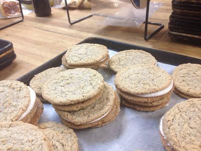 Gluten Free Specialties amazing oatmeal cream pies
