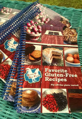 Break O' Day Farm Cookbooks