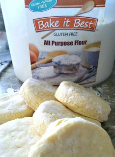 Bake It Best Gluten Free Flour Blend
