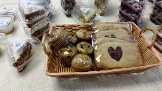 Gluten Free Rox Heart Tarts in Basket