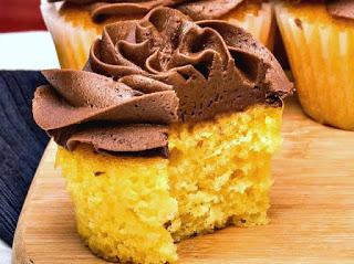 Gluten Free Sensations Cupcake