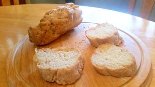 Sweet Bree's gluten-free baguette