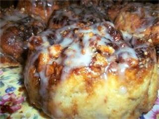 Ouma's Cottage and Gluten Free Bakery Cinnamon Rolls