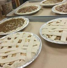 Gluten Free Rox pies