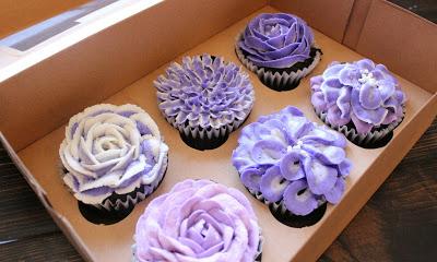 Foxglove Cake Creations Gluten Free Cupcakes