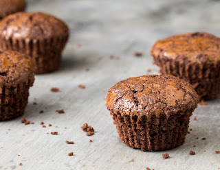 No More Belly Aching Brownie Bites