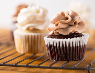 No More Belly Aching cupcakes