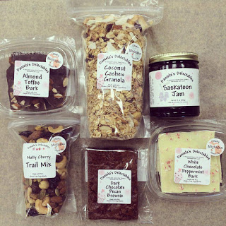 Daniela's Delectables Gluten Free Product Assortment