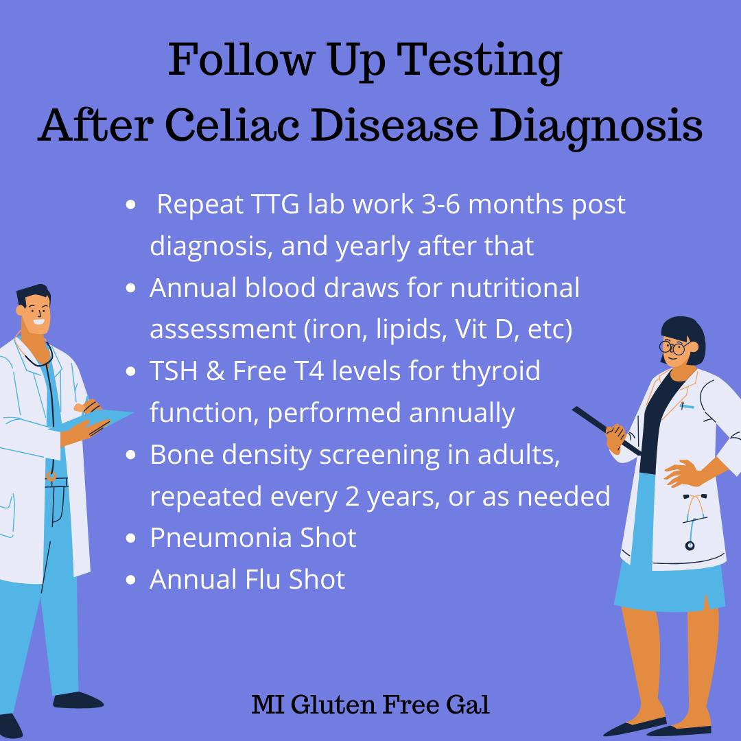 Follow Up Testing After Celiac Diagnosis (3) (1) - MI ...