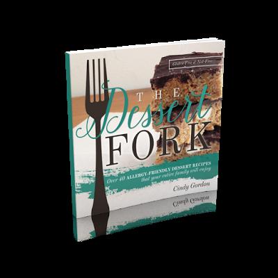 Vegetarian Mamma Dessert Fork Gluten Free Cookbook