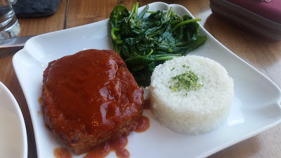 Wheat's End Cafe Lamb Meatloaf