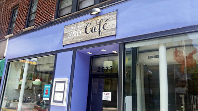 Wheat's End Cafe is a 100% gluten-free restaurant in Chicago