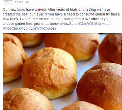 Gluten Comes Back to Roost at Moo Cluck Moo