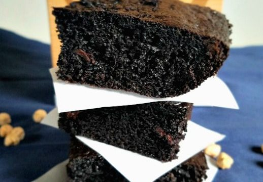 Gluten-Free Chickpea Flour Brownies