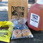 Yates Cider Mill: Gluten-Free Donuts and Cider!