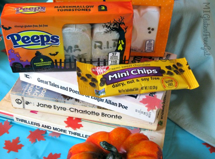 Enjoy Life Allergy Friendly Halloween Snack Pack and Books