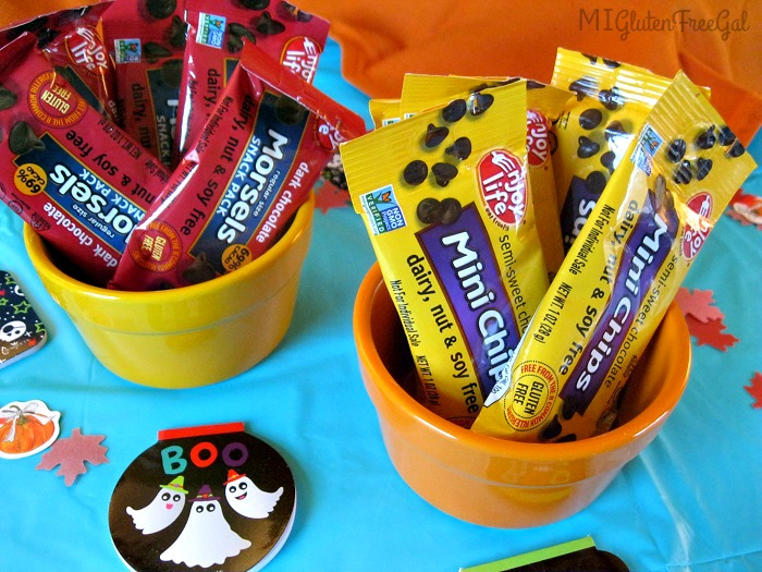 Enjoy Life Allergy Friendly Halloween Snack Pack Closeup