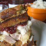 Waffled Gluten-Free Stuffing: Leftover Genius