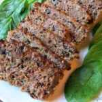 Gluten-Free Meatloaf with Goat Cheese and Herbs