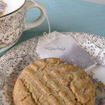 Gluten-Free Cashew Butter Chai Cookies