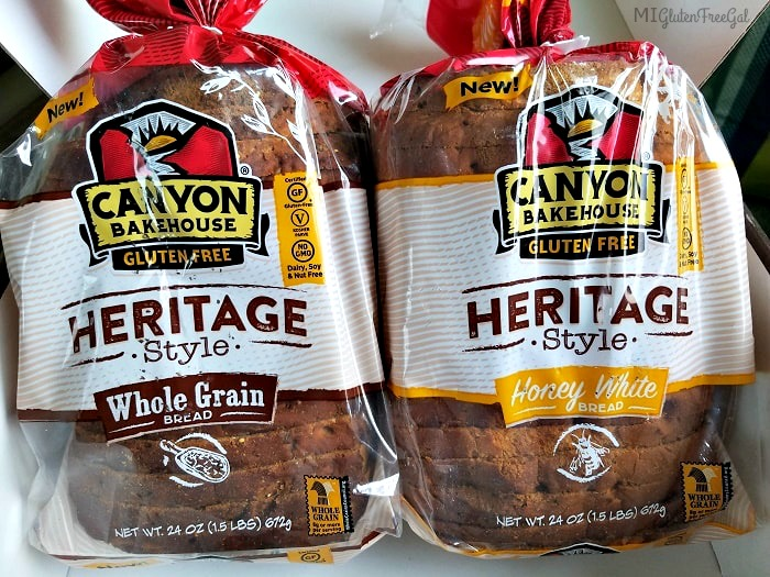 Canyon Bakehouse Heritage Style Bread is BIG NEWS!