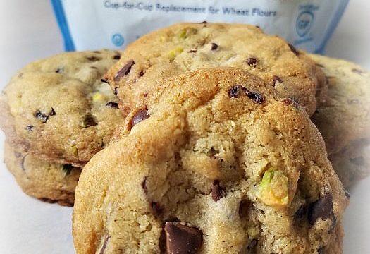 Gluten-Free Spumoni Cookies