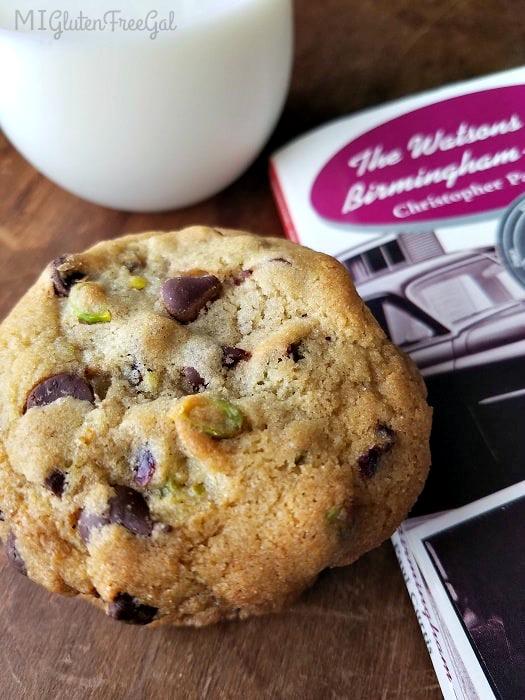 Spumoni Cookies with Watson's
