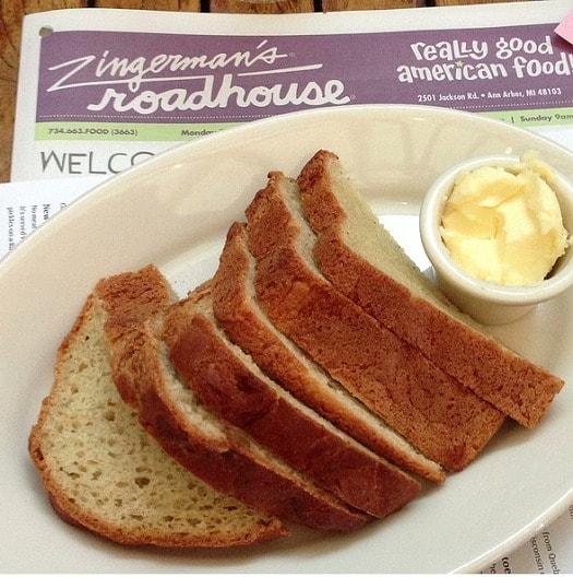 Zingerman's Roadhouse Gluten-Free Bread