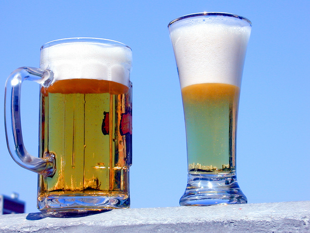Gluten-Removed Beer in mugs