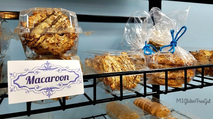 Sandcastle Breads Gluten-Free Macaroons