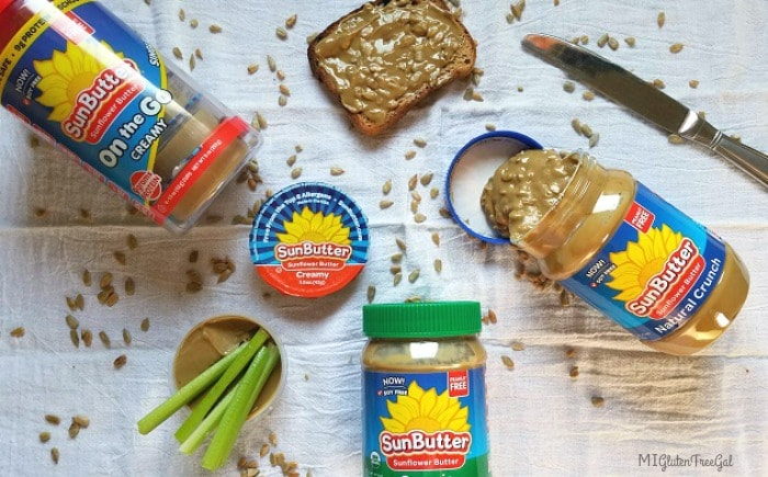 SunButter is great peanut alternative in a peanut-free classroom