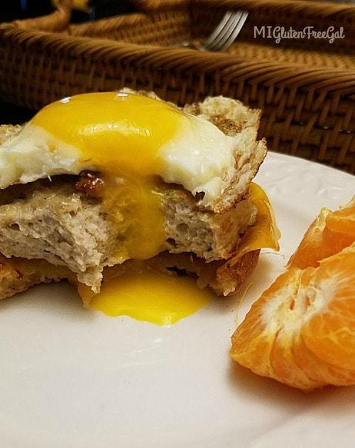 gluten-free chicken breakfast sausage MI Gluten Free Gal