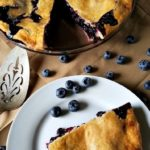 Blueberry Pie: Gluten-Free and Grain-Free