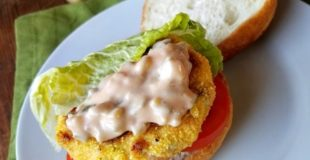 Gluten-Free Salmon Patties for Lent and Everyday