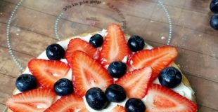 Gluten-Free Fruit Pizza: Fast and Easy!